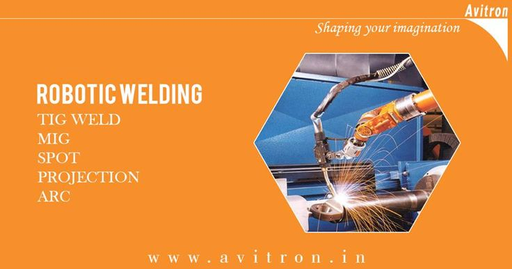 Avitron's new-age robotic welding systems brought in a high-level of repeatability, accuracy, and precision that were unheard of before. For more details contact us Email : info@avitron.in Visit : http://www.avitron.in/