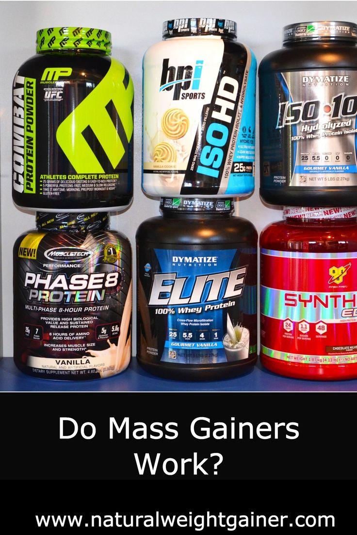 Do Mass Gainers Work? / www.naturalweightgainer.com