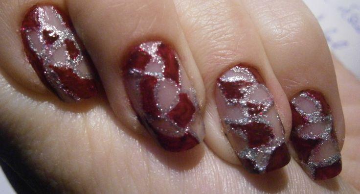 a bit extreme manicure