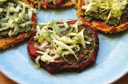 Kale pesto http://www.sarahwilson.com.au/2011/12/tuesday-eats-some-all-time-fave-recipes-2/