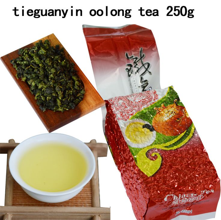 250g Top grade Chinese Oolong tea , TieGuanYin tea new organic natural health care products gift Tie Guan Yin tea #women, #men, #hats, #watches, #belts, #fashion, #style