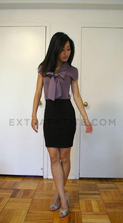 Mejores 44 imágenes de Outfits de oficina en Pinterest ... - photo #46