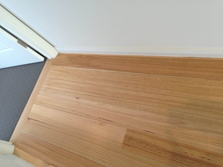 Tasmanian Oak floorboards