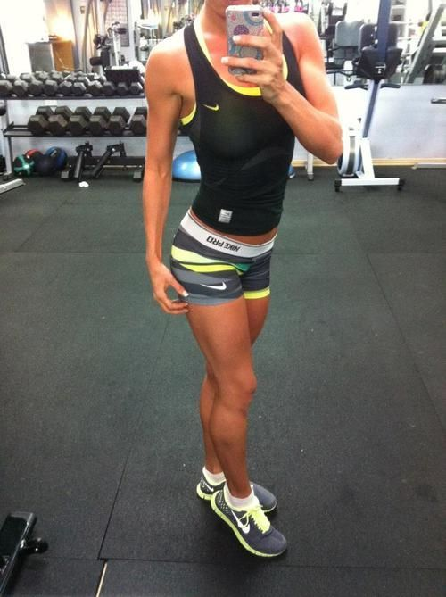 love cute gym outfits
