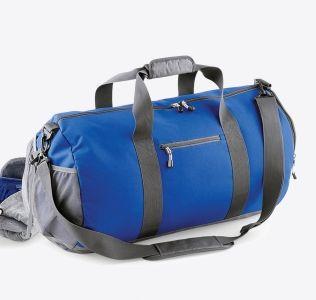 Promotional Sports Kit Bag. Bagbase Athleisure Kit Bag