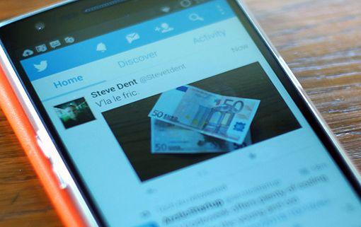 Sistem Transfer Uang Melalui Tweet