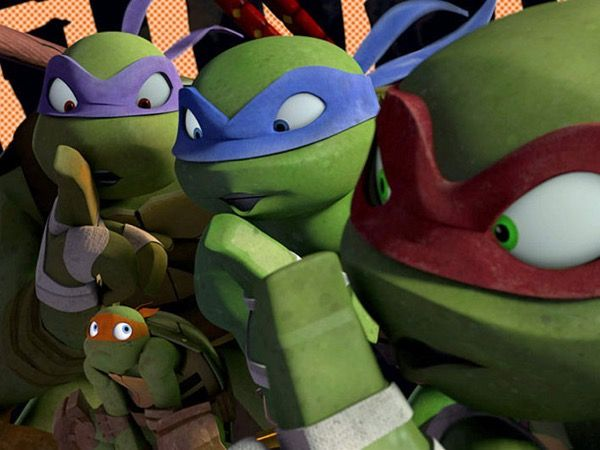 As tartarugas estão de volta … na Nintendo 3DS!