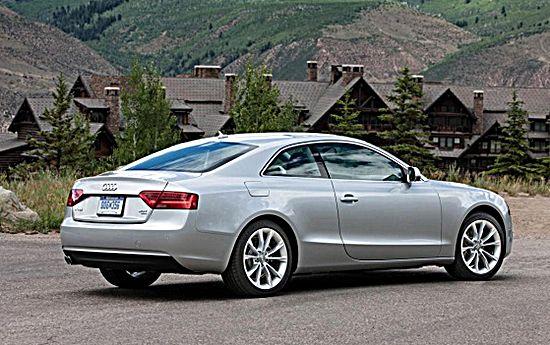 2016 Audi A5 Redesign