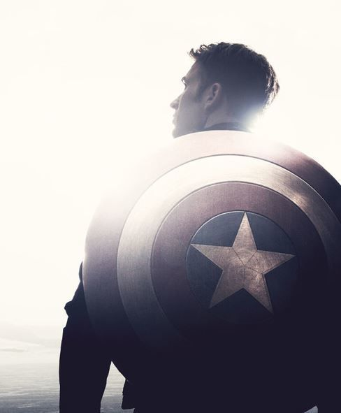 Captain America--I will get around to watching this sometime.  I will, I promise.