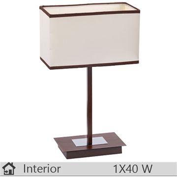 Veioza iluminat decorativ interior Rabalux, gama Kubu, model 2896