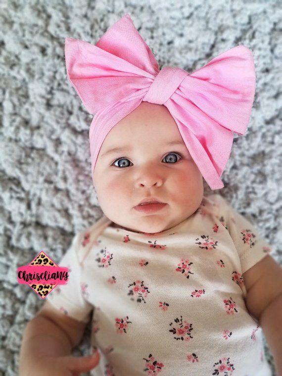 Fashion Parent-child Headband Set Girls Bow Tie Headwrap Bohemia Style Headwear