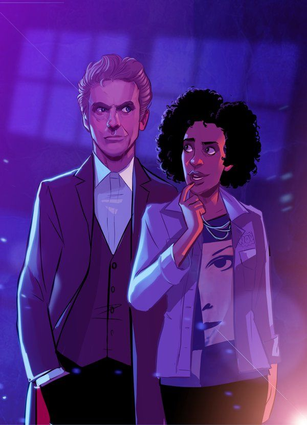 Pearl Mackie, the doctor's new companion!