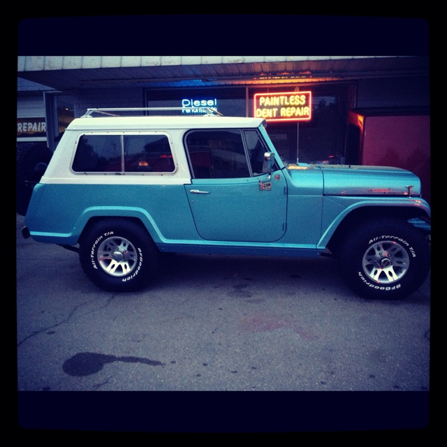 17 Best Images About Jeepster=Dream Car On Pinterest