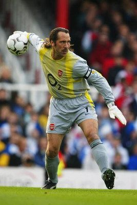 England and Arsenal: David Seaman - okay so he made a few mistakes, what keeper doesn't? He is still one of the best shot stoppers of his generation and kept goal at a time when Arsenal were very successful.