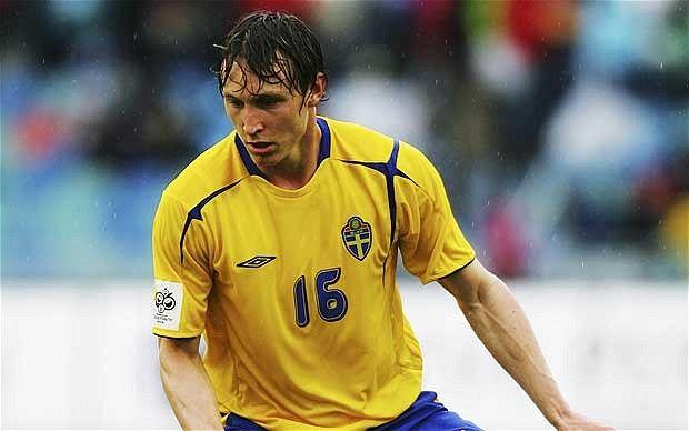 Kim Kallstrom--Sweden