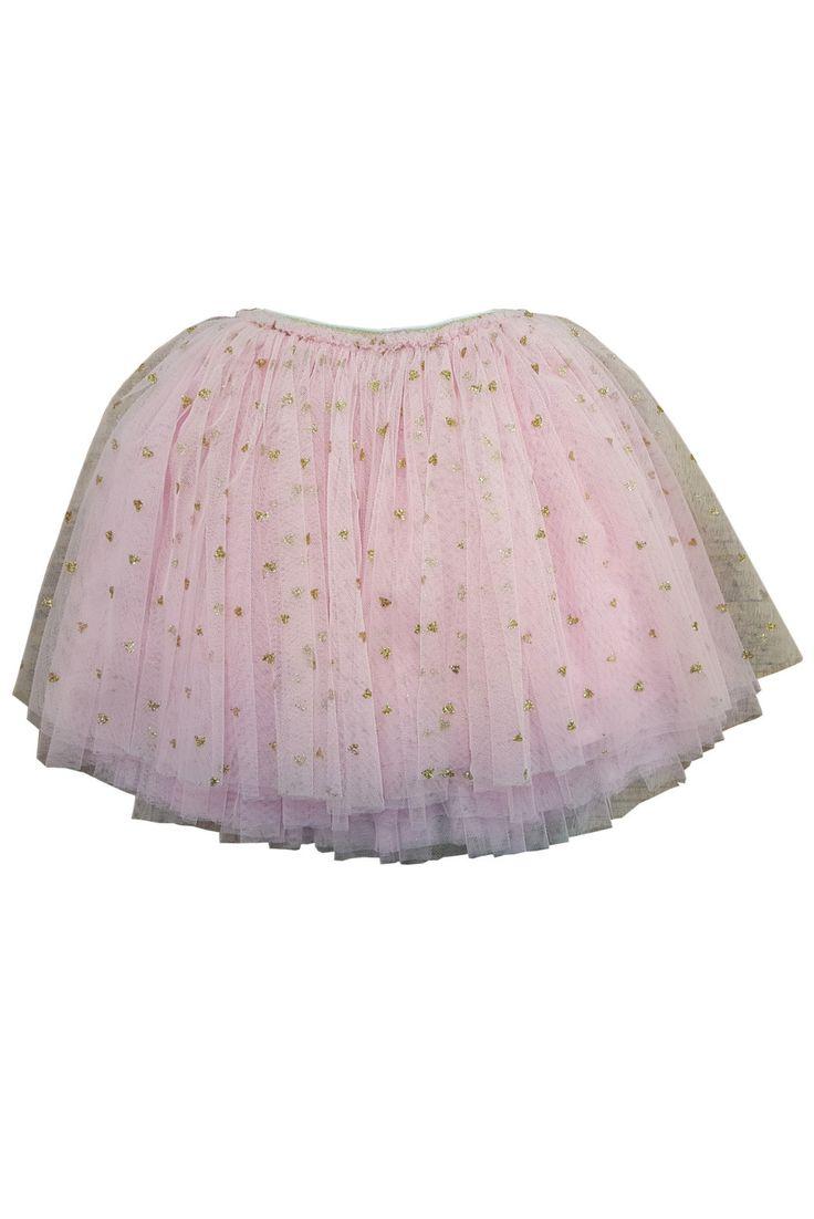 Doe A Dear Little Girl's Tutu Skirt