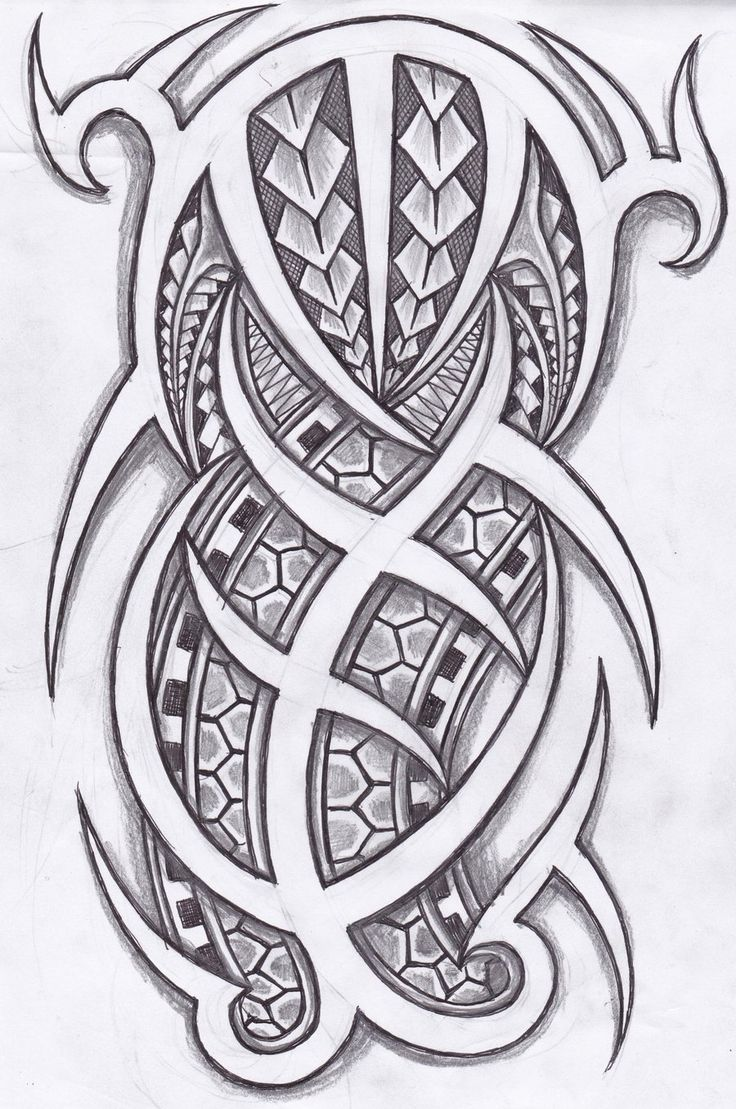 229 best Maori - Samoan - Polynesian - Tribal Tattoos ...