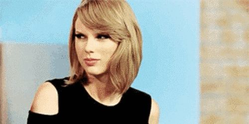The greatest Taylor Swift GIF there has ever been and ever will be. | 41 Things That Will Make You Grin Like An Absolute Fool