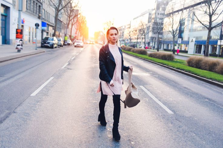 Wien, Austria Travel. Wanderlust Street Fashion