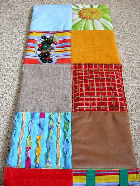 Массажный развивающий коврик для детей 146