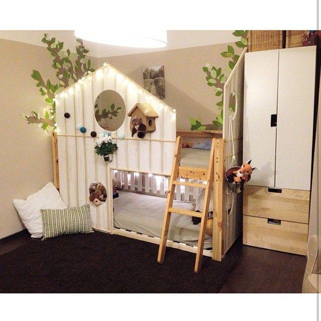 25 beste idee n over tiener hoogslapers op pinterest tiener loft slaapkamers meisje - Tiener meisje mezzanine slaapkamer ...