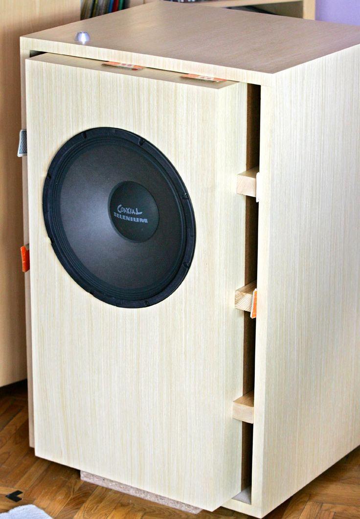 Qué altavoces full range me puedo construir? Ee3b754959667c0100bd3defaa3ed497--stereo-speakers-loudspeaker