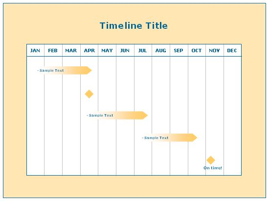 Best 25+ Powerpoint timeline slide ideas on Pinterest - Calendar Timeline Template