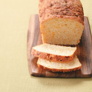 Cheddar Cheese Batter Bread | Taste of Home