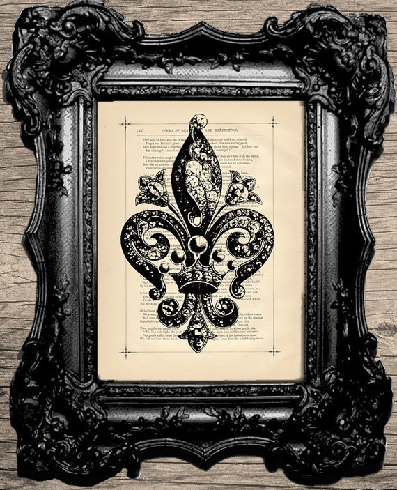 17 best images about fleur de lis on pinterest shabby chic old world and bookends. Black Bedroom Furniture Sets. Home Design Ideas