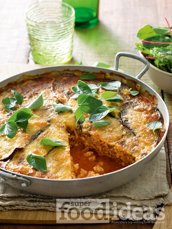 23 best weekdays images on pinterest ideas magazine live make this classic veal and pork moussaka part of your familys dinner stapleske this classic veal and pork moussaka part of your familys dinner staples forumfinder Images