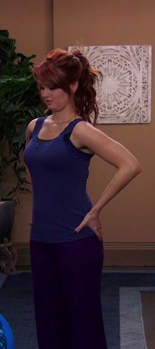 Was specially Hot pics of debby ryan but and boobs