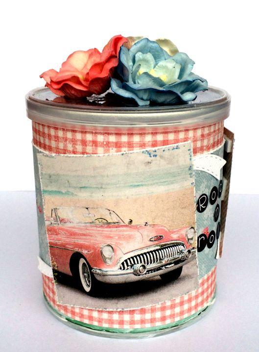 Rock'n'Roll jar. - by Zildara