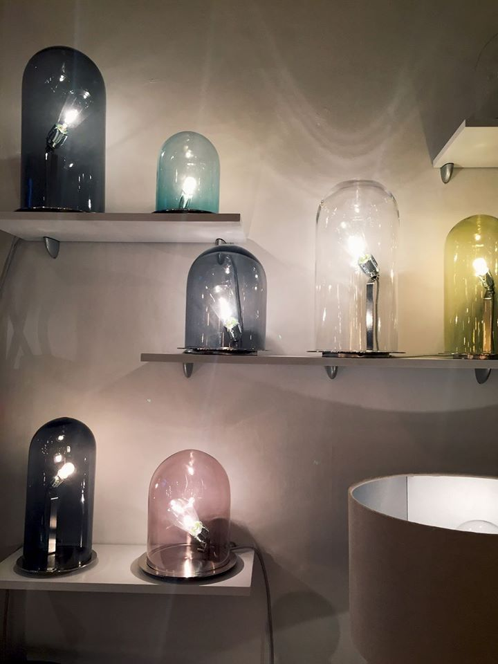Flo table lamps | The Olive Tree Shop