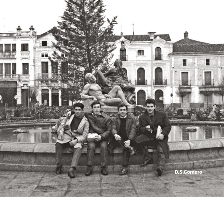 Fotos antiguas de villagonzalo badajoz 80