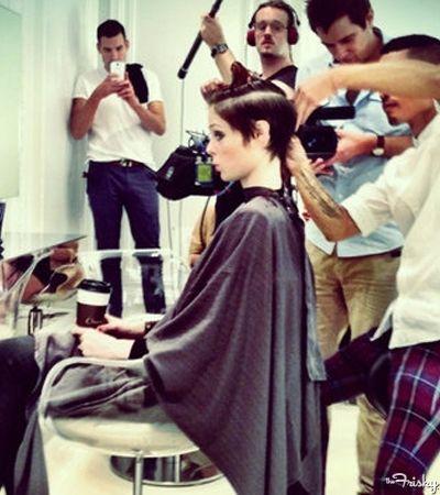 Photos of women dating shorter men haircuts