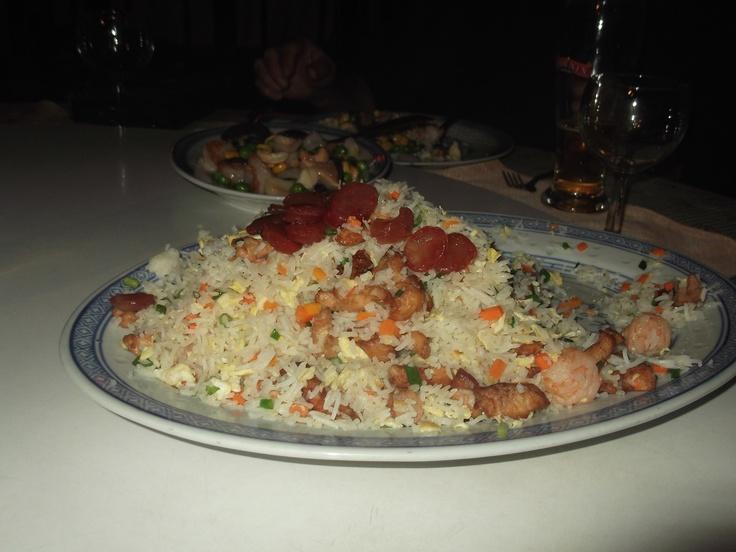 Chinese Wok Restaurant Mauritius