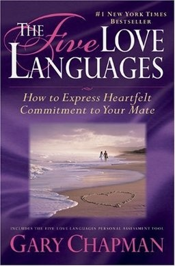 5 Languages Of Love   best book about making your marriage thrive