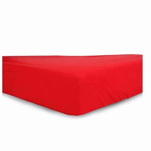 A fitted crib sheet available in a vibrant red.. Made from 100% Egyptian cotton. The sheets are super soft and match all of our Mezoome pattern products. Machin