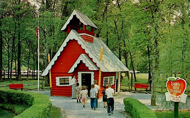 Storybook Forest  Ligonier, PA