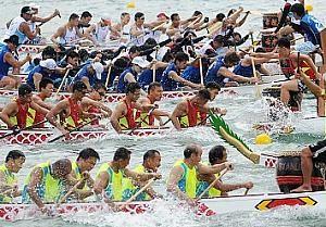 香港国際ドラゴンボートカーニバル