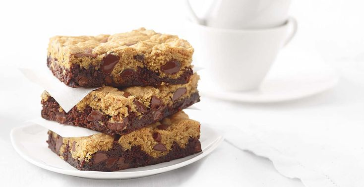 Duo Cookie & Brownie Bars