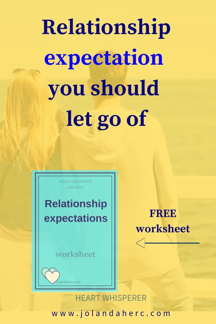 The Truth About Relationship Expectations Relationship Expectations Relationship Relationship Activities