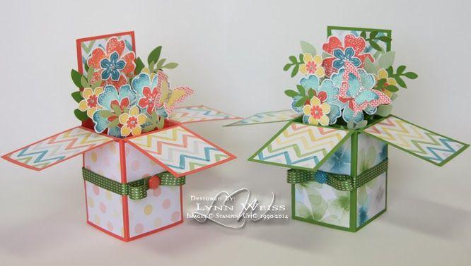 LW Designs: Box of Petite Petals