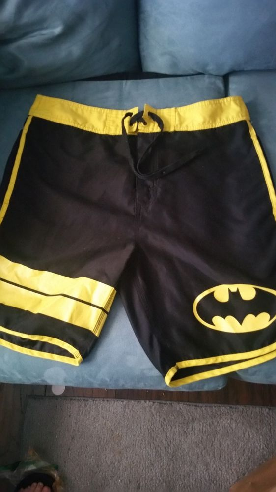 9b046b3e1c MENS BATMAN Swim Shorts/Trunks - Size Medium #fashion #clothing #shoes  #accessories #kidsclothingshoesaccs #boysclothingsizes4up (ebay link)