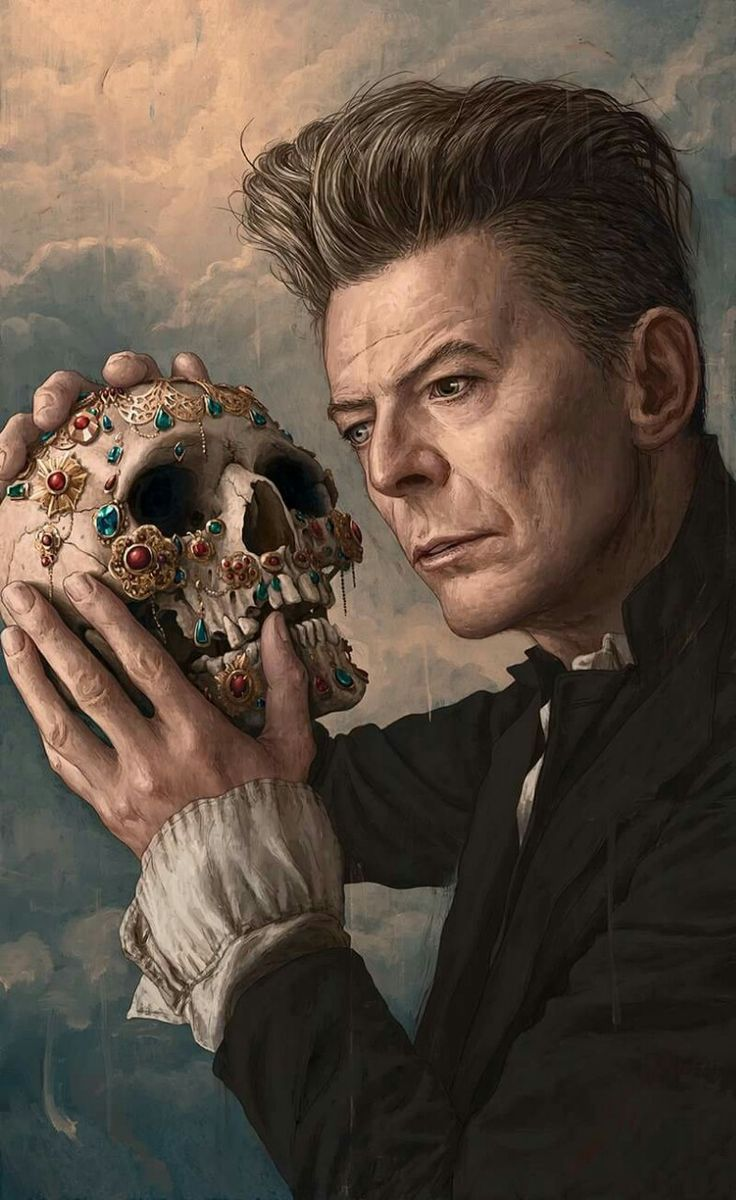 Where ever you are David Bowie, I hope we share the same realm in the next life.