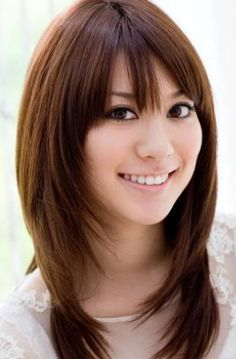 Korean Hairstyles Women on Pinterest