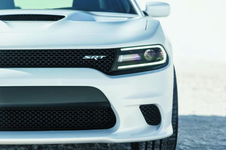 The 707-horsepower #Dodge #Charger SRT® Hellcat earned an EPA estimated highway fuel-economy rating of 22 mpg!