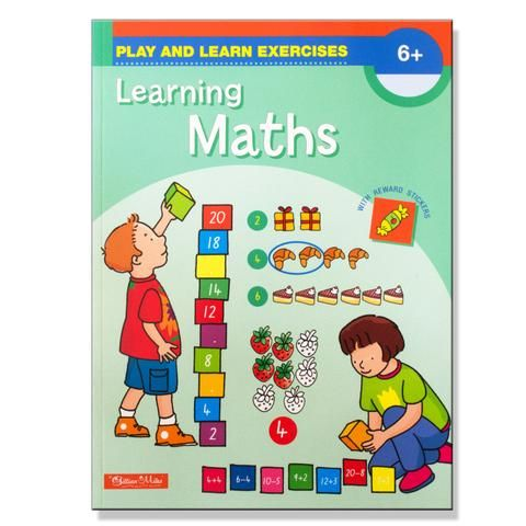 Play And Learn Exercises Learning Maths, Year 6+ - School Depot NZ