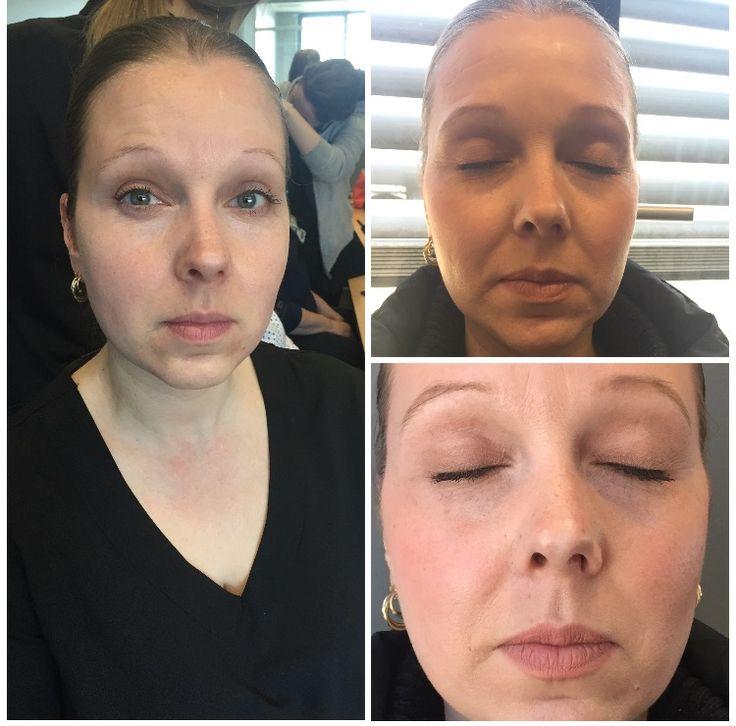 Les 7 rijpe huid makeup