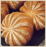 Bread scoring patterns 1